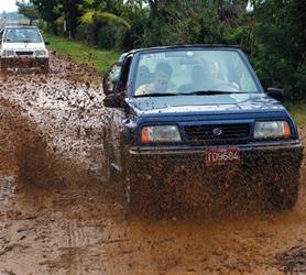 Cuba Jeep Safari